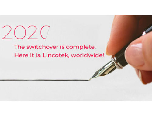 Unitedcoatings Group finalized rebranding to Lincotek
