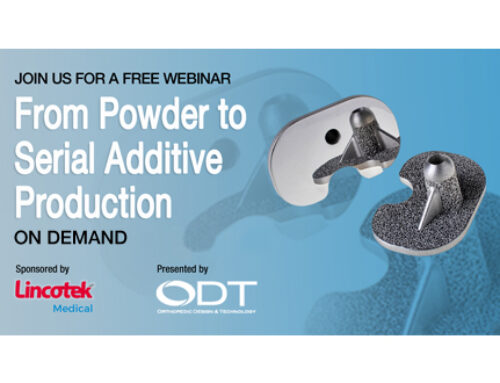 From powder to serial additive production